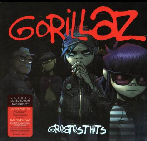 Gorillaz - Greatest Hits -...