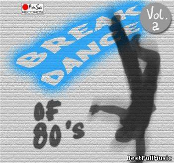 VA - Break Dance of 80s - ...